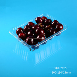 Factory Price fruit and vegetable packaging trays boxes