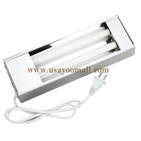 Ультрафиолетовая лампа для сушки клея своими руками