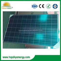 Hot sale 250w poly solar panel 250w solar panel