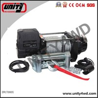 free OEM high quality electric winch off road 4x4 accessories
