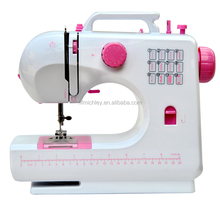 Practically domestic multi-function sewing machine FHSM-505 with different type of stitches