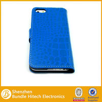 2013 new coming PU Leather waterproof case for iphone 5c