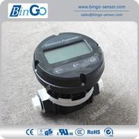 1'', 1.5'', 2'' Oval gear flow meter/ petrol flow measuring meter