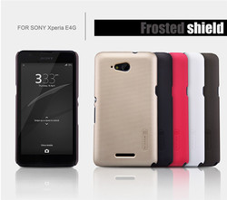 Nillkin Frosted Shield Series Hard PC Case For Sony xperia E4G