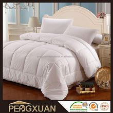 Luxury hotel polyester quilt / comforter / duvet set for christmas
