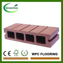 Outdoor waterproof wood plastic laminate flooring