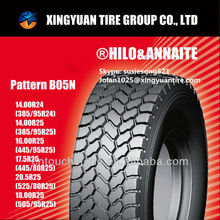 2014 Hotsale Green Jinyu Tires