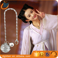 Stainless Steel Palace Bell Bracelet For TV Series The Journey Of Flower