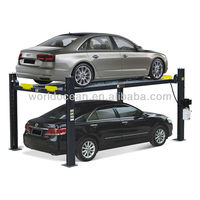 moveable garage parking cars lift