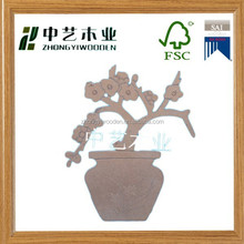 hot selling china suppliers ISO9001&FSC&SA8000 wooden crafts Christmas for made in china wholesale