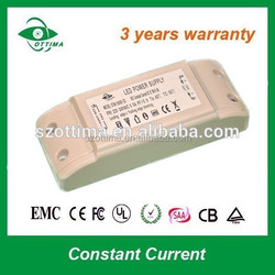led indoor light 18W triac dimmable constant current led driver 700mA