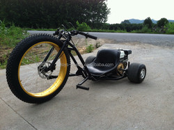 petrol motorized drift trike for adult slider