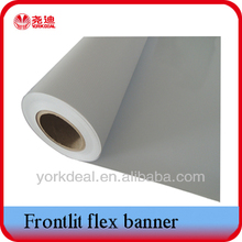 Profile Banner/flex Printing Material/vinyl Paper Roll/made In China