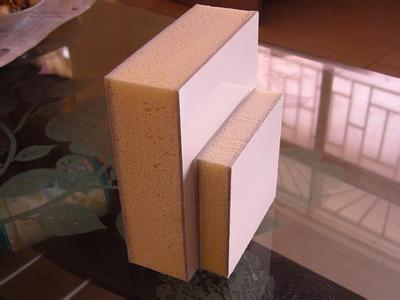 "Rigid polyurethane insulation foam board 2"" thick"