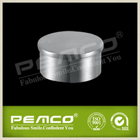 2013 hot sale stainless steel best flat top end cap with good price