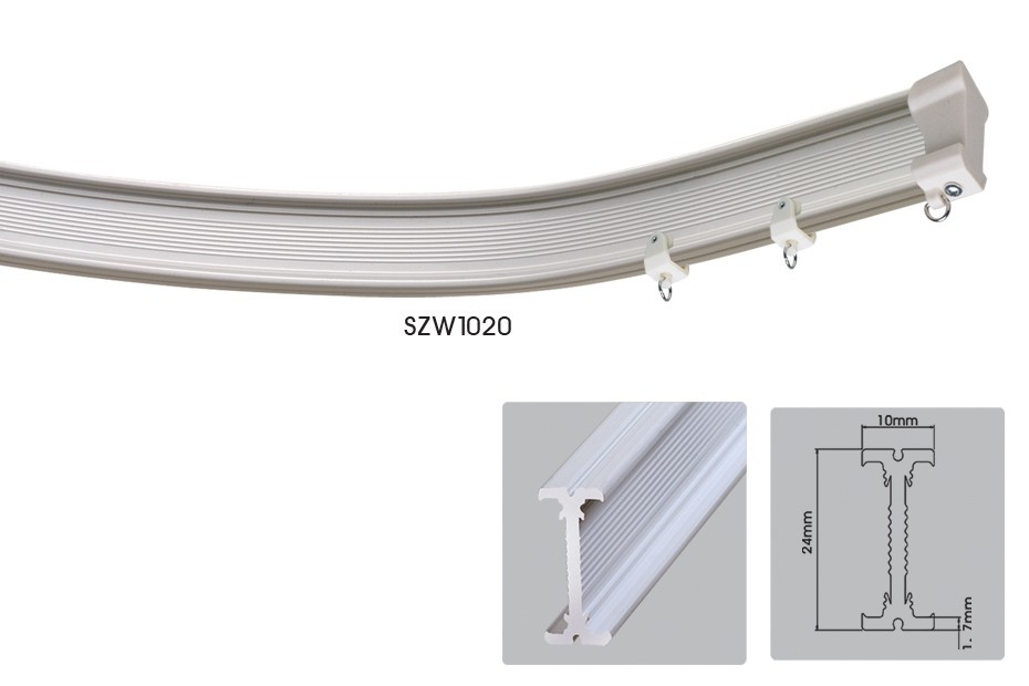 Curtain Rods At Walmart Curved Ceiling Shower Track
