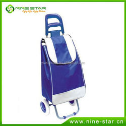 Professional factory supply OEM quality black color laptop trolley bag from China workshop