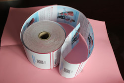 thermal paper for ATM Machine used in bank
