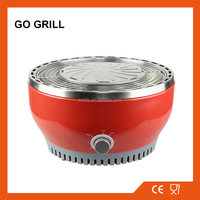 commercial charcoal bbq grill