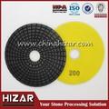 Borde de mármol de pulido de la rueda de suzhou hizar