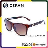 PC UV400 Transparent Wayfere Sunglasses Polarized Gallant Sunglasses