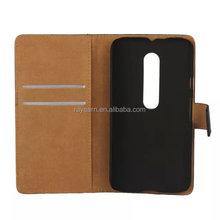 shockproof back cover for motorola Moto G3,Wallet case for motorola Moto G3 leather case