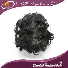 Fast shipping Lace Front Fine Mono Hairpiece/Toupee for Men