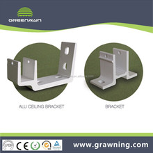 awning accessories parts 40mm wall bracket