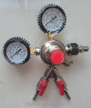 Pressure reducer / CO2 Shielding gas / Valve Gas