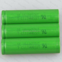 3.7v 1500mah 30A 18650 battery cell US18650VT