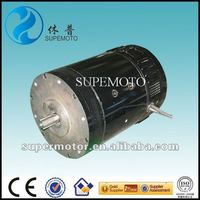 big torque electric forklift dc motor