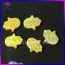 Hot sell Japan synthetic opal stone price fire opal beads