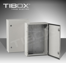 TIBOX industrial use metal case/electrical enclosure/metal enclosure