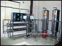 purifying water plant