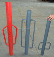 metal fence post driver