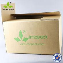 Big 3 Layer Brown Corrugated Carton Box Packing Box