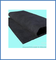 Non woven activated carbon air filter fabric high quality activated carbon air filter Activated carbon fiber fabric for sale