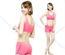 Wholesale Fashion Branded Colorful Women Gym Suit,Yoga Wear,Sportswear