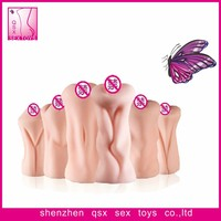 Pocket Pussy Limited for Men New Adult Supplies Male Vibrations Masturbation Hercules Aircraft Cup 2015 Products Vagina Silicone