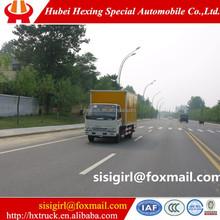 JMC Factory 4*2 VAN Explosion proof truck for sale