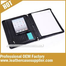 Factory From China Executive Leather Folio For Ipad