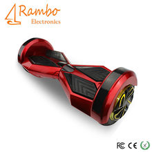 New fashion two wheel smart drifting balance electric scooter with bluetooth and sounds drifting skateboard