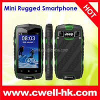 Discovery V10 2.4 inch Dual SIM Card WIFI GPS Android 4.3 OS MTK6572W, dual core 1.2GHz 3G Small Size Mobile Phones