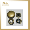 very tight press studs button military uniform used