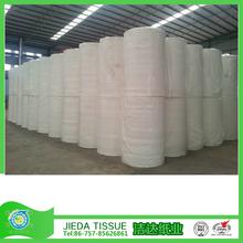 100% virgin wood pulp toilet tissue jumbo roll toilet paper with attractive price