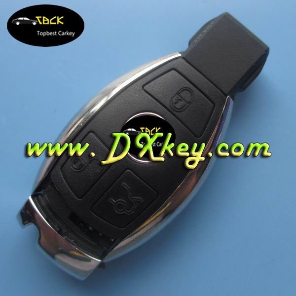 Shock price 3 button mercedes 315 mhz car key for benz for Key for mercedes benz cost