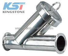 Stainless Steel Pipe Fitting Y Type Strainer