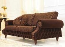 antique decorative designlatest sofa malaysia bedroom furniture SF6101