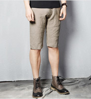 2015 newest hot sell casual shorts 3/4 pants men short pants for sale