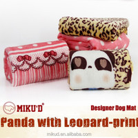 New Best Sale Winter Warm Fashionable Cartoon Pet Dog Mat, Pet Blanket